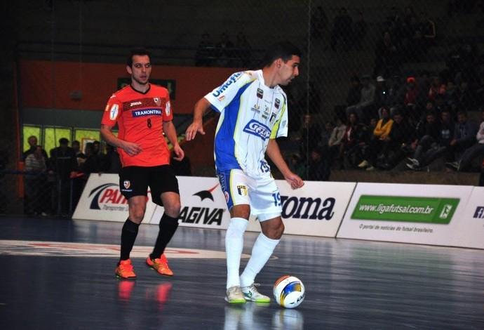 Pedro Rei Umuarama futsal (Foto: Divulgação)