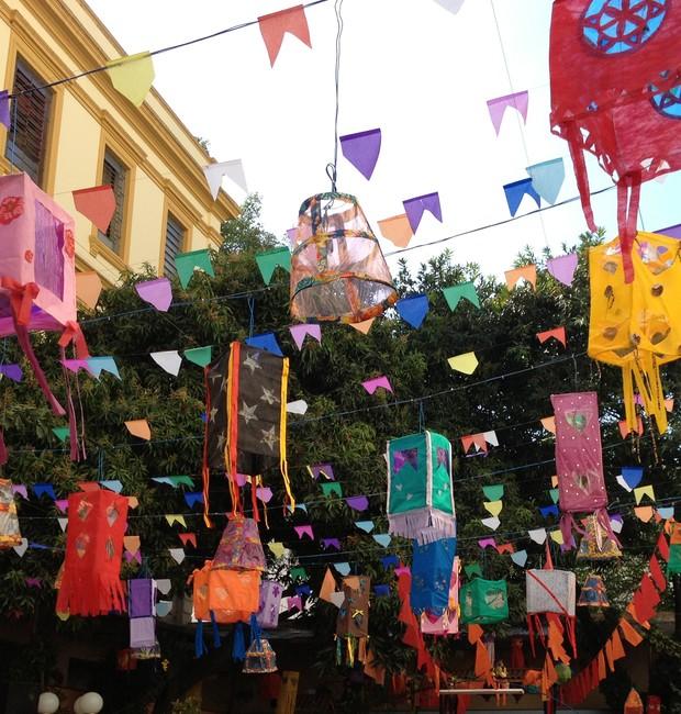Festa junina (Foto: Ana Paula Pontes)