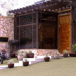 Veja como ficou a casa após o BBB15! (TV Globo)