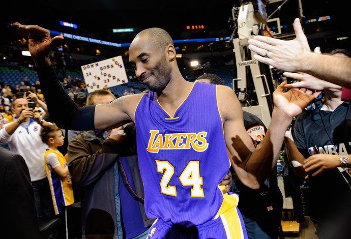 basquete kobe bryant (Foto: Getty Images)
