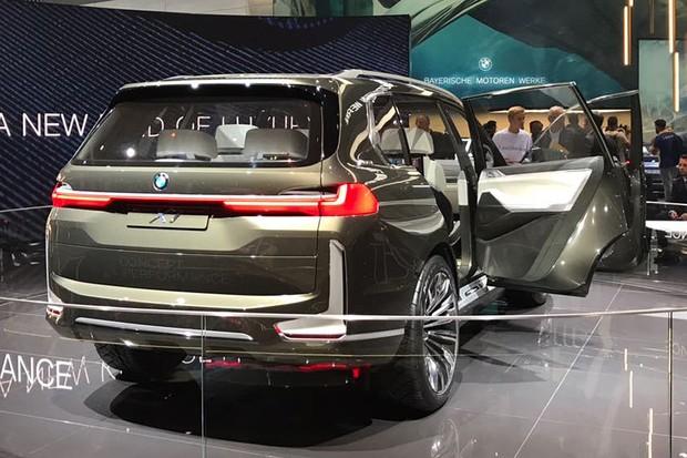 Conceito BMW X7 (Foto: Michelle Ferreira / Autoesporte)