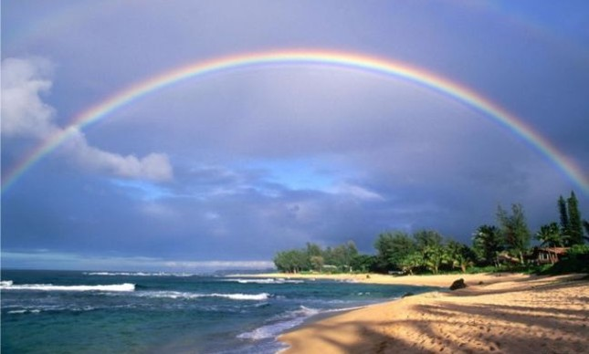 Para além do arco-íris (Foto: Arquivo Google)
