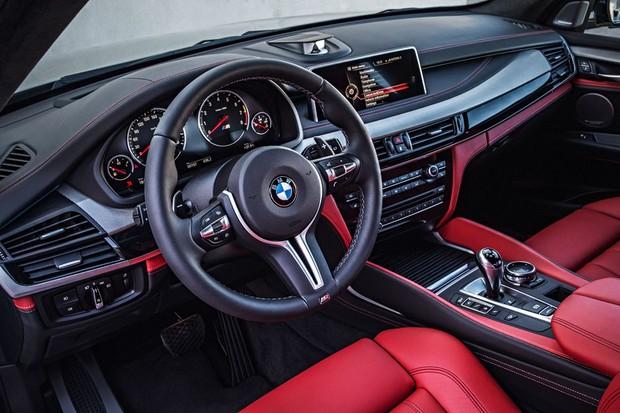 BMW X5 M (Foto: Divulgação )