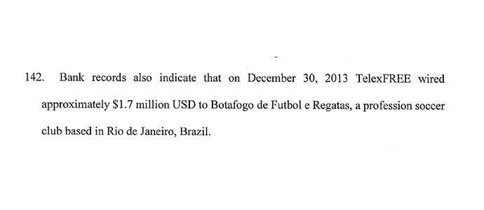 Botafogo TelexFREE