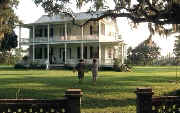 A casa onde Forrest Gump cresceu sairia por US$ 400 mil (Foto: Reprodução)