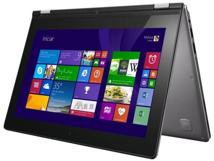 Quer um ultrabook que vira tablet? A Lenovo tem a solução para você (Foto: Divulgação)