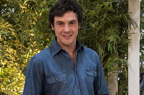 Sérgio Guizé (Foto: Globo/Ellen Soares)