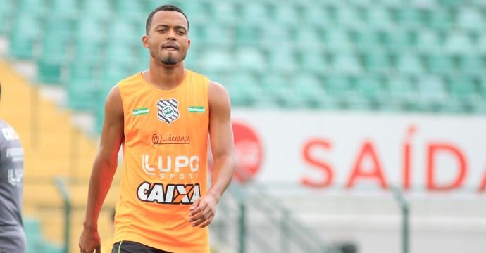 João Vitor Figueirense (Foto: Luiz Henrique/Figueirense FC)