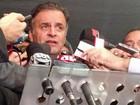 Aécio diz que afastamento de Cunha é 'sentimento majoritário' na oposição