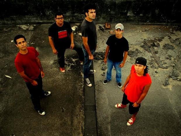 Banda Nova Ordem (Foto: Maksuel Martins/Divulgação)