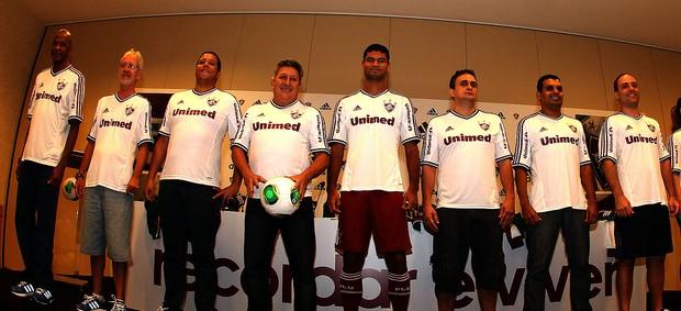 camisa fluminense nova (Foto: Nelson Perez/Flickr Fluminense)