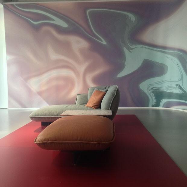 Milão 2016: design vivido com intensidade (Foto: Michell Lott)