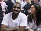 Kim Kardashian e Kanye West não querem filho em reality show, diz site