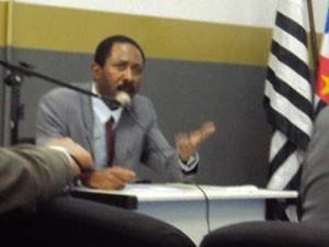Manoel Bonfim dos Santos será o orador da turma (Foto: Arquivo pessoal)