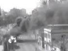 Protesto tem ônibus queimado após morte na Mangueira, Rio