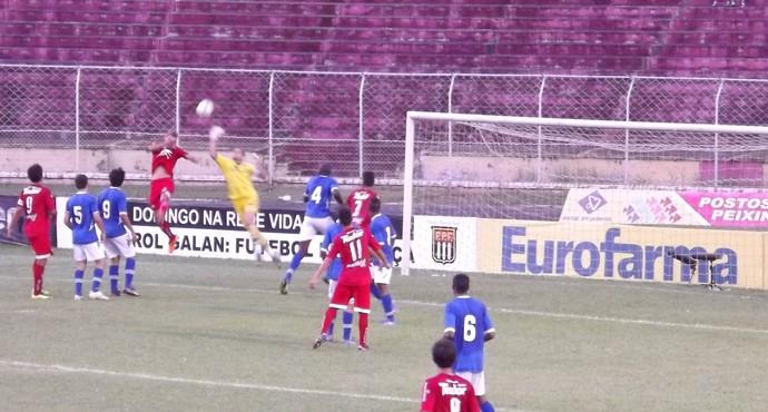Noroeste x Santo André Copa São Paulo (Foto: Sérgio Pais)
