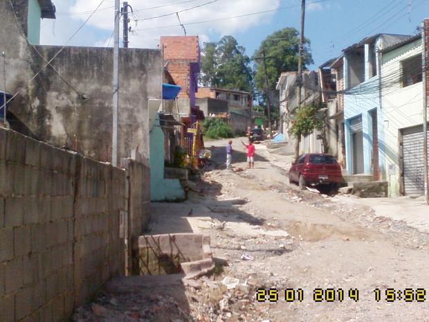 Suzano Sp Image: Condição Precária Revolta Morador Da Chácara Miguel