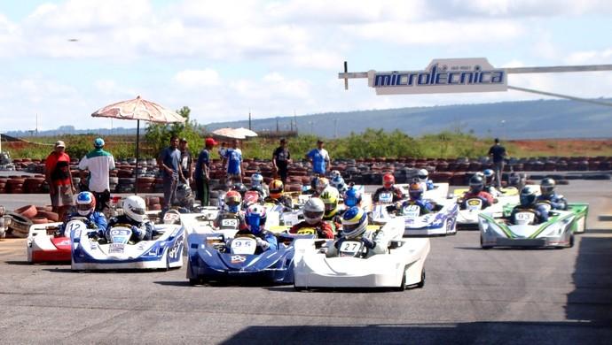 Rafael Lucena 16º colocado na 3ª etapa da Copa VB Fiamoncini (Foto: Divulgação)