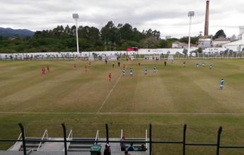 União empata e garante classificação na 2ª divisão do Paulista sub-20