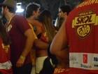 Henri Castelli curte carnaval de Salvador com novo affair