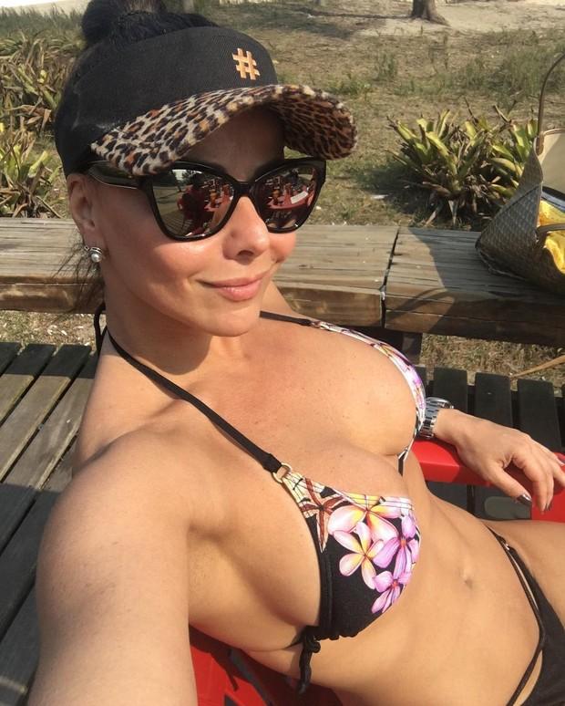 Viviane Araújo  (Foto: Reprodução/Instagram)