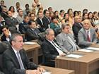 Deputados tomam posse e escolhem presidente da Casa de Leis em MS
