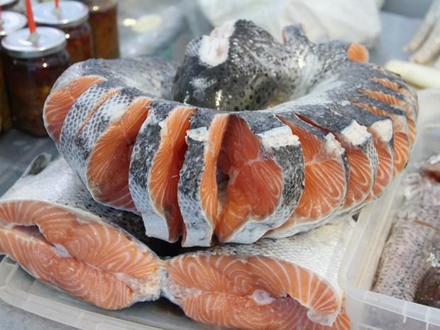 Peixes serão vendidos por preços mais acessíveis (Foto: Divulgação / Secom Campos)