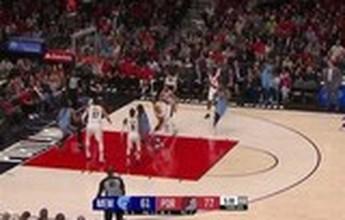 Lance perfeito dos Spurs, enterrada com ajuda da tabela e cravada de Jabari Parker se destacam no Top 10 da NBA