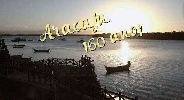 Aracaju faz 160 anos de muita história (Foto: Divulgação/TV Sergipe)