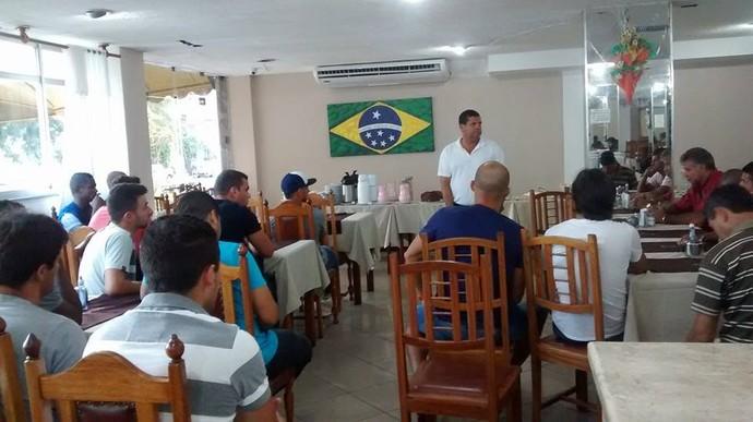 Encontro Cabofriense Valdemir Mendes (Foto: Andreia Maciel/Divulgação)