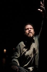 Bruce Gomlevzky leva 'Uma Ilíada' para SP (Foto: Dalton Valerio)