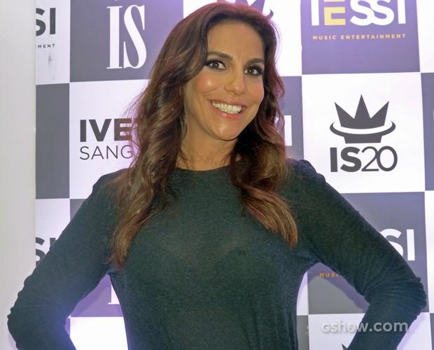 Ivete Sangalo (Foto: SuperStar / TVGlobo)