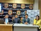 Cerca de R$ 2,5 mi foram desviados de município do Tocantins, diz PF