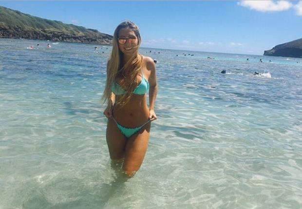 Carolina Portaluppi (Foto: Reprodução / Instagram)
