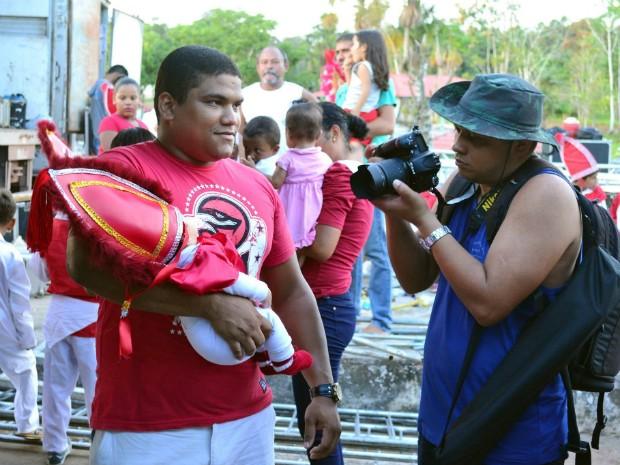 Gabriel Penha, festividades, religiosidade, projeto, cultura, Amapá, Mazagão, Mazagão Velho, (Foto: Gabriel Penha/Arquivo Pessoal)