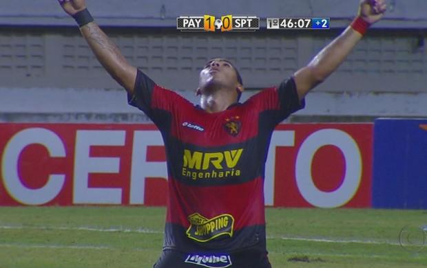 Jael - Sport (Foto: Reprodução/TV Globo)