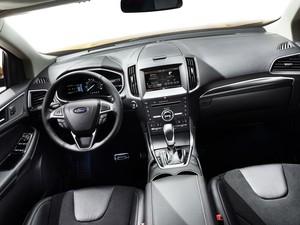 Interior do novo Ford Edge (Foto: Divulgação)