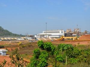 Justiça determinou o encerramento das atividades do projeto de mineração Onça Puma (Foto: Divulgação / Vale)