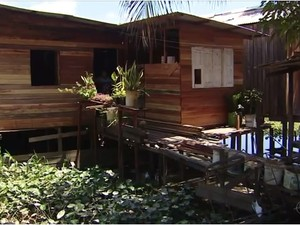 Malária, casos registrados, Macapá, Amapá, campanha de combate, borrifação (Foto: Reprodução/Rede Amazônica no Amapá)