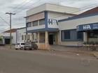Funcionários de hospital de MS fazem greve por 13º salário atrasado