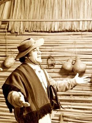 Chasque do Neto: Grande Tio Nico - GSHOW - Galpão Crioulo