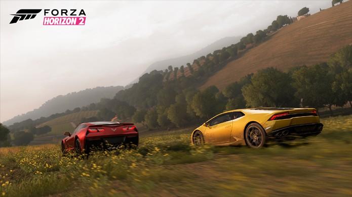 Forza Horizon 2 trará um grande mapa e belas paisagens (Foto: GotGame)