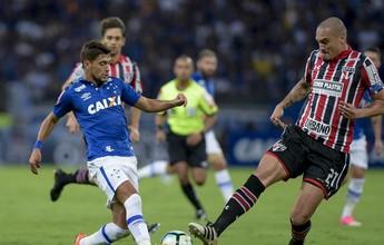 """Rizek elogia organização do São Paulo contra Cruzeiro: """"Conseguiu envolver"""""""