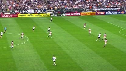 Melhores momentos de Corinthians 1 x 1 São Paulo pela semifinal do Campeonato Paulista