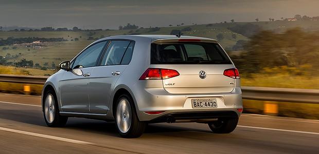 Volkswagen Golf 1.6 MSI manual (Foto: Leo Sposito/Autoesporte)