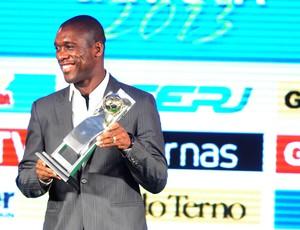 Seedorf Prêmio craque Carioca 2013 (Foto: André Durão / Globoesporte.com)