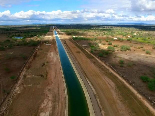 MP-AL instaura inquérito para apurar captação irregular de água do Canal do Sertão em Olho D'Água do Casado