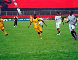 treino do vitória (Foto: Divulgação/EC Vitória)
