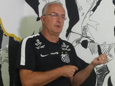 Dorival Júnior Santos (Foto: Bruno Giufrida)