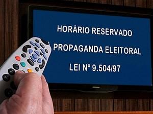 O horário eleitoral gratuito no rádio e TV começa nesta terça-feira (19) (Foto: Divulgação/TRE)